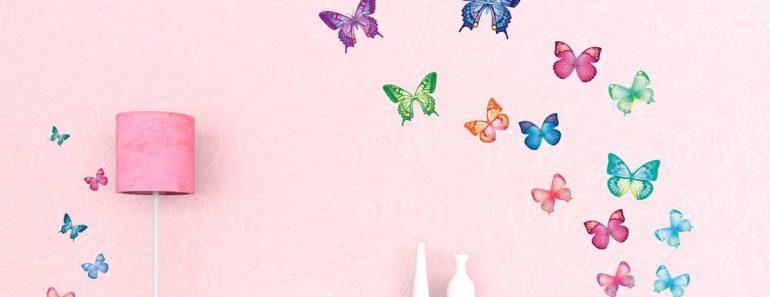 decoración paredes dormitorio infantil