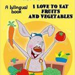 Libros para niños Me Encanta Comer Frutas y Verduras