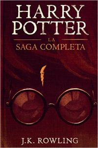 Harry potter saga de libros