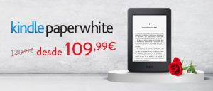 Kindle paperwhite de oferta