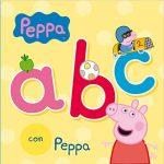 libro peppa pig abc