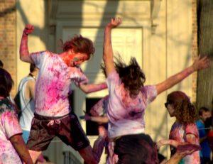 holi festival España