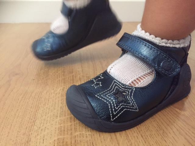 Calzado infantil para primeros pasos: Zapatos Biomecanics