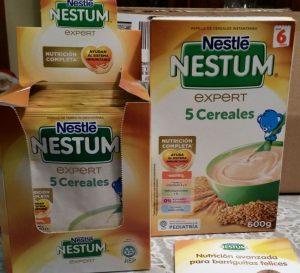 Nestle NESTUM expert 5 cereales