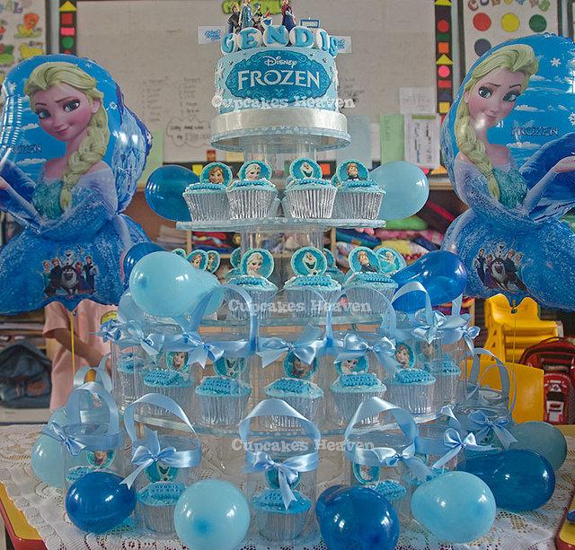 Cumplea os frozen ideas para una fiesta tem tica infantil - Fiesta de cumpleanos infantil ideas ...
