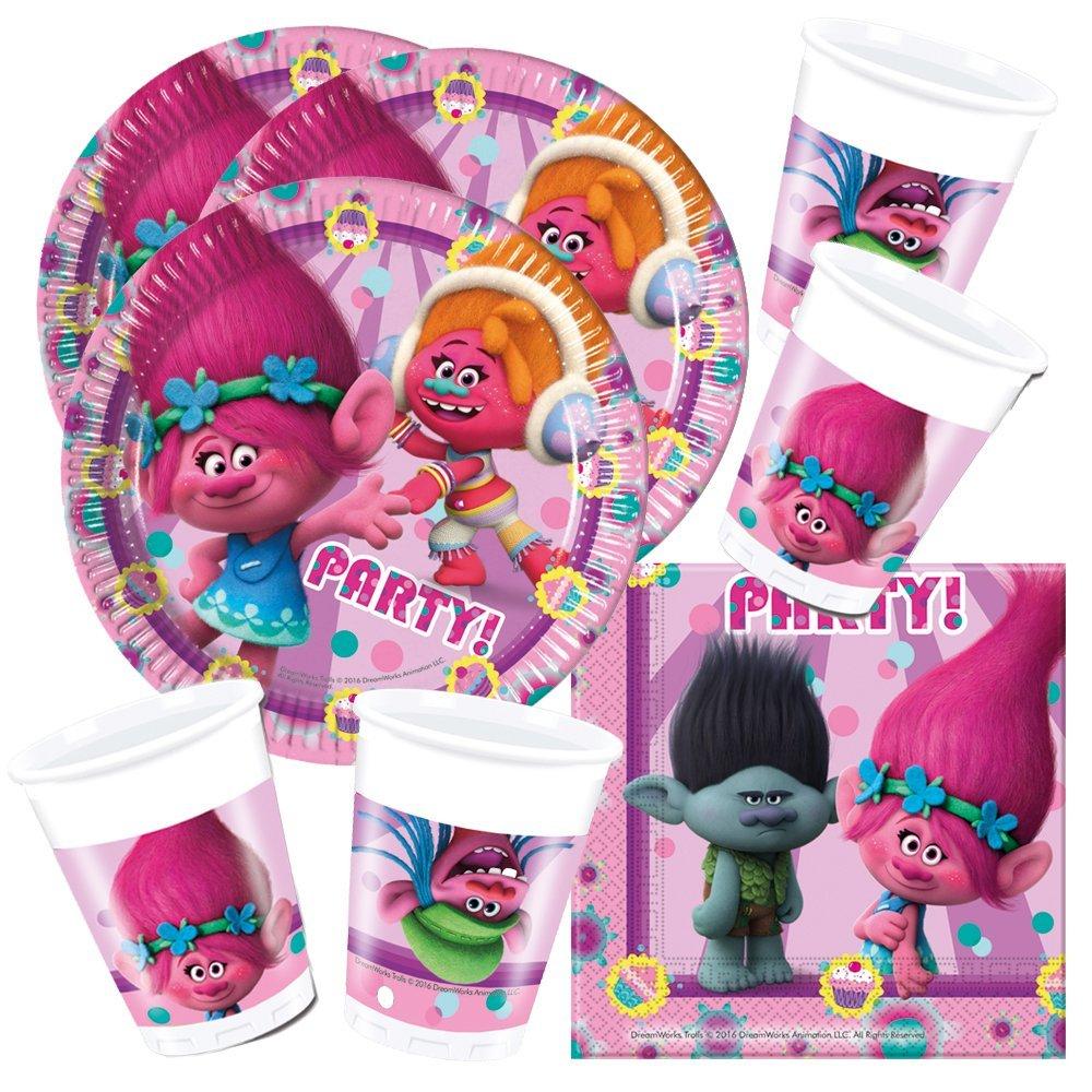 Cumplea os trolls fiestas infantiles inspiradas en la for Regalos para fiestas de cumpleanos infantiles