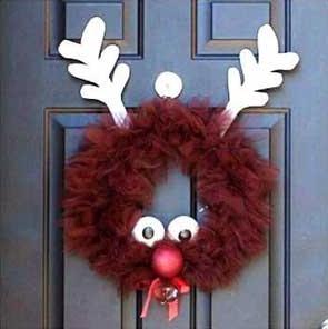 guirnalda puerta graciosa