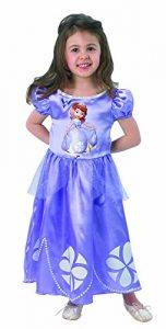 Disfraz infantil Princesa Sofia