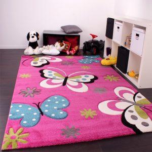 dormitorio infantil alfombra