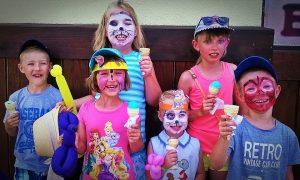 vacaciones de Semana Santa con niños