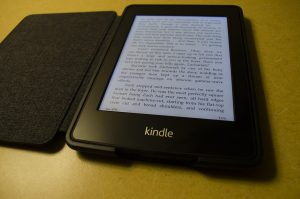 kindle lectura