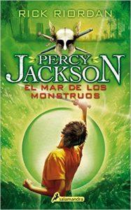 libros infantiles recomendados percy jackson