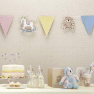 Baby Shower Vintage Fiestas Infantiles Bebes Y Recien Nacidos
