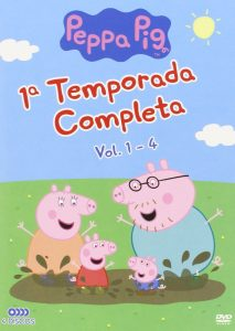 DVD peppa pig