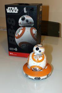 caja droide bb8 sphero robot electronico