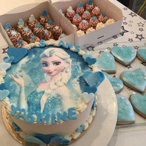 Pastel personalizado Frozen