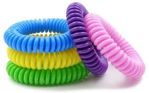 pulseras antimosquitos para niños