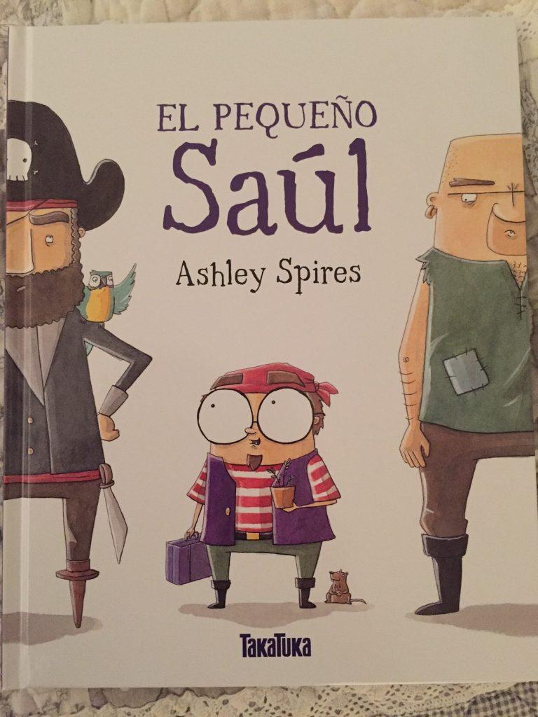 el pequeño saul boolino book book