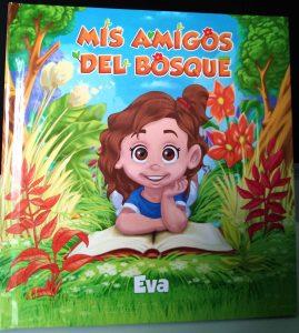 cuentos para niños personalizados