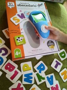 aprende abecedario diset juegos educativos para niños